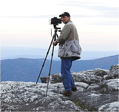 Ben Greenberg, Virginia, USAImage by Richard Jacobs