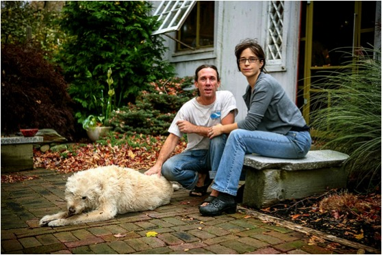 David and Jennifer Clancy, Rhode Is, US