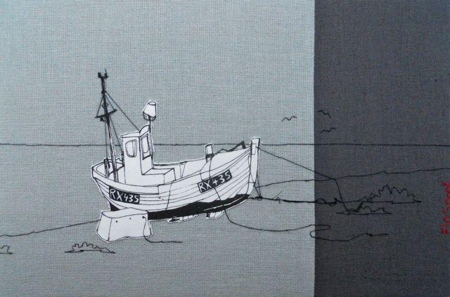 Boat RX435