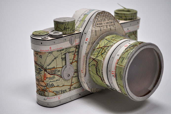 Map SLR Camera