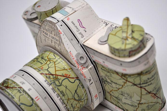 Map SLR detail