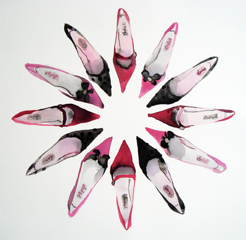 circle_of_shoes