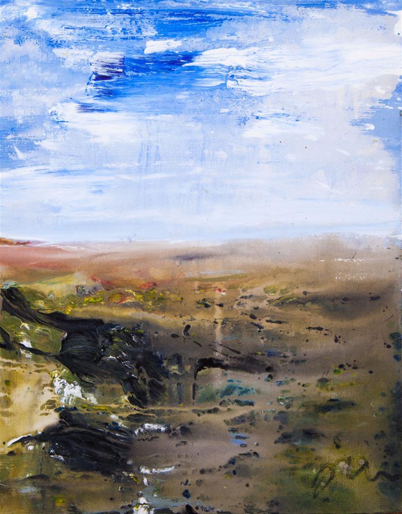 Desolate Blue 1