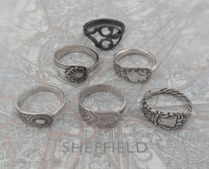 EvieMilo-DesignerMaker-AntiqueSilverwareRings-2
