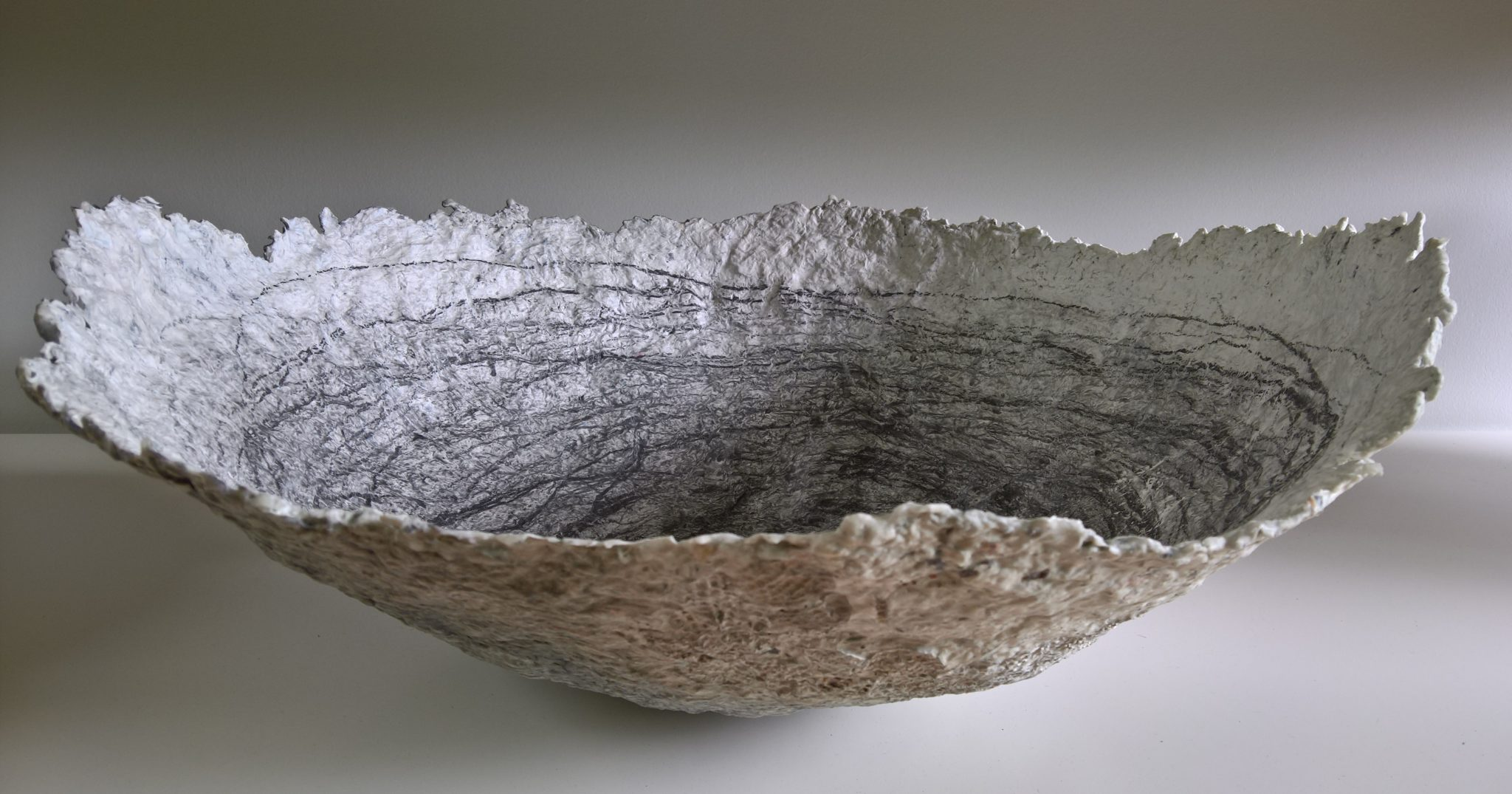 Image 3 pheonix large crater and charcoal bowl