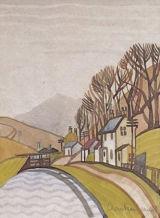 Cairnbaan_Canal April 1942 Kaye Marris