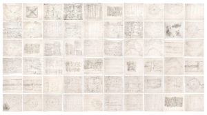 Of Global Appearance-60 grouped rubbings
