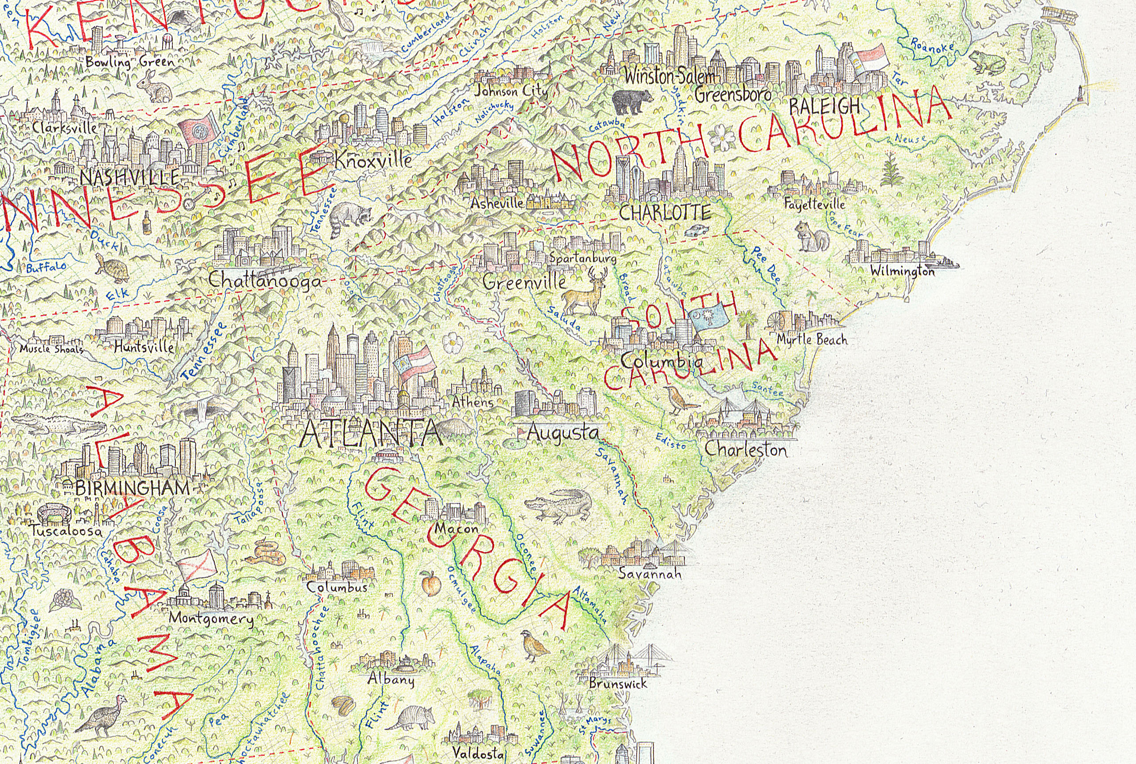 3_Southeast_USA