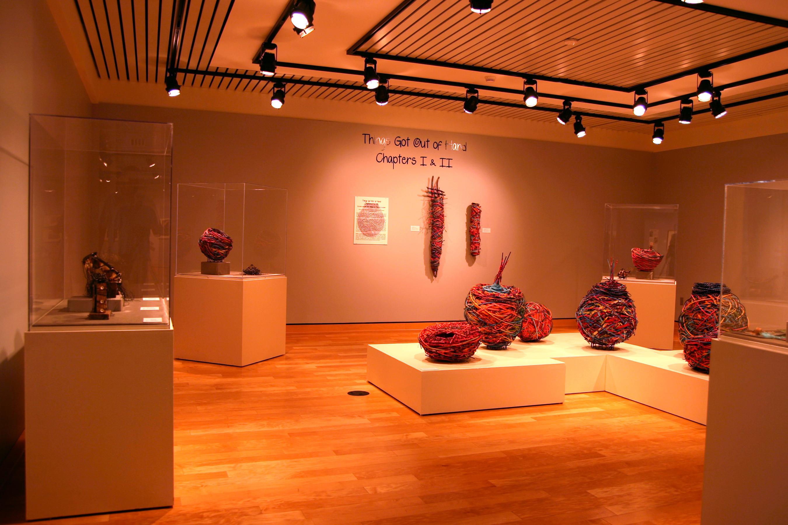 Mulvane Art Museum solo