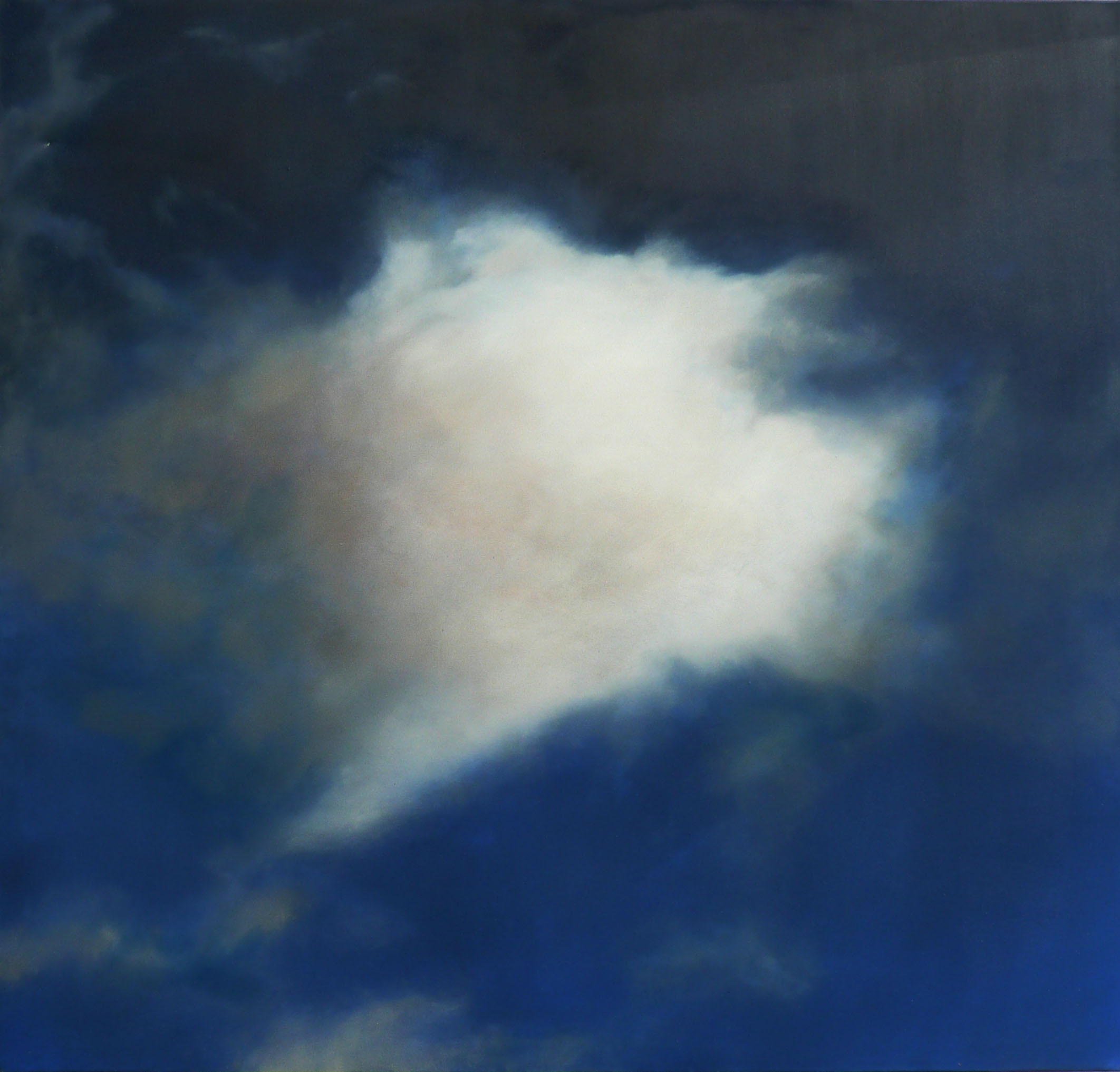 1. Ewa Mitera Cloud oil on canvas 152,5x159 2012-kopia