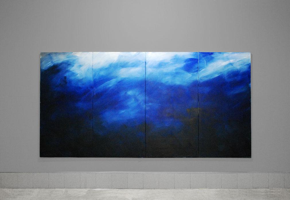 1Eva Mitera untitled 200cmx400cm oil on canvas 2014-kopia