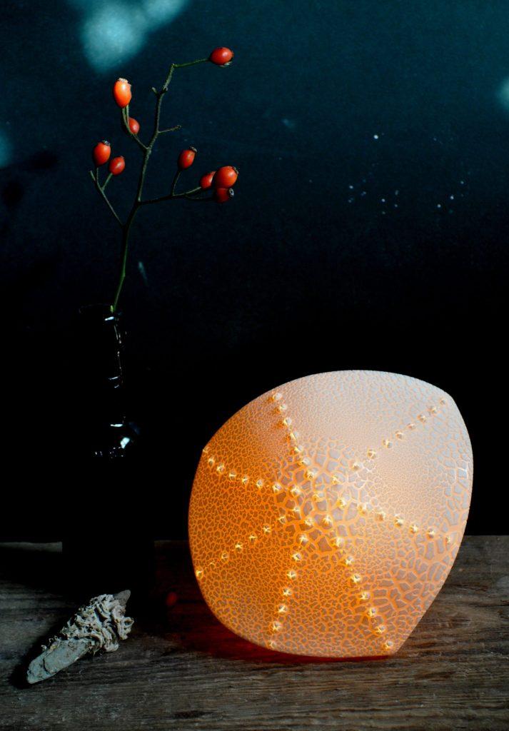 12. Urchin Lamp