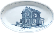 house plate
