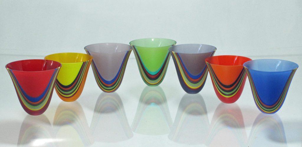 Rainbow Drop Bowls - Copy