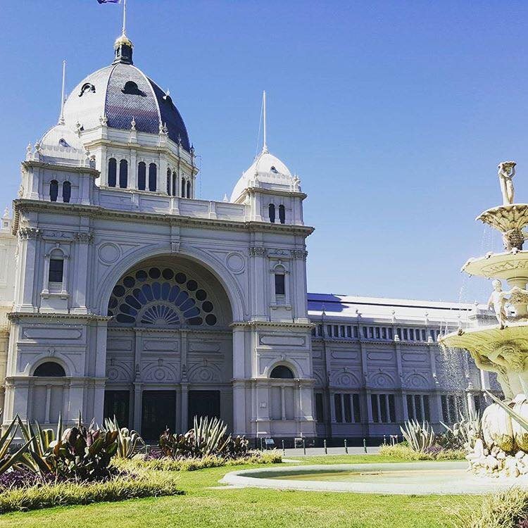 Exhibition Building Melbourne