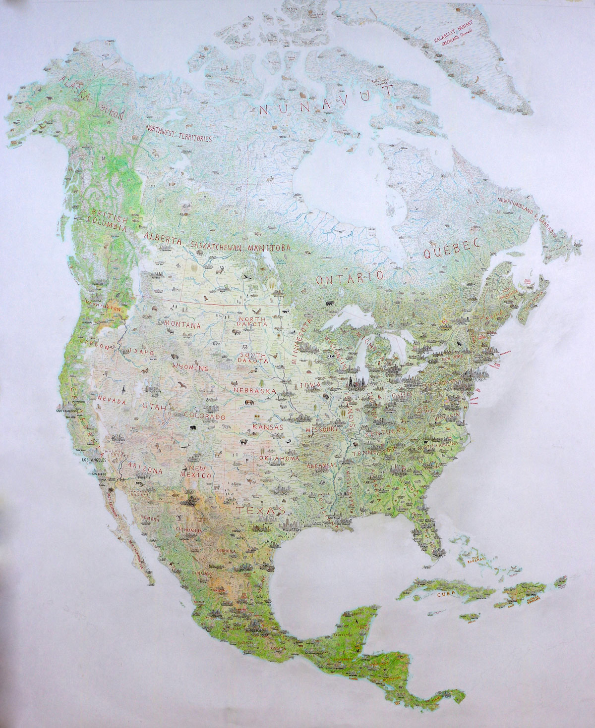 North_American_Continent_160717
