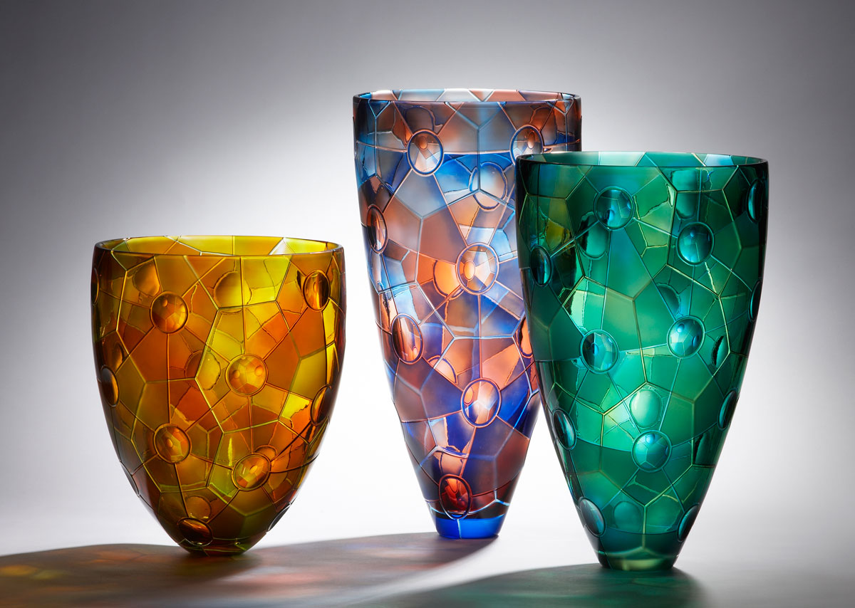 Kevin Gordon. Glass Vessels.