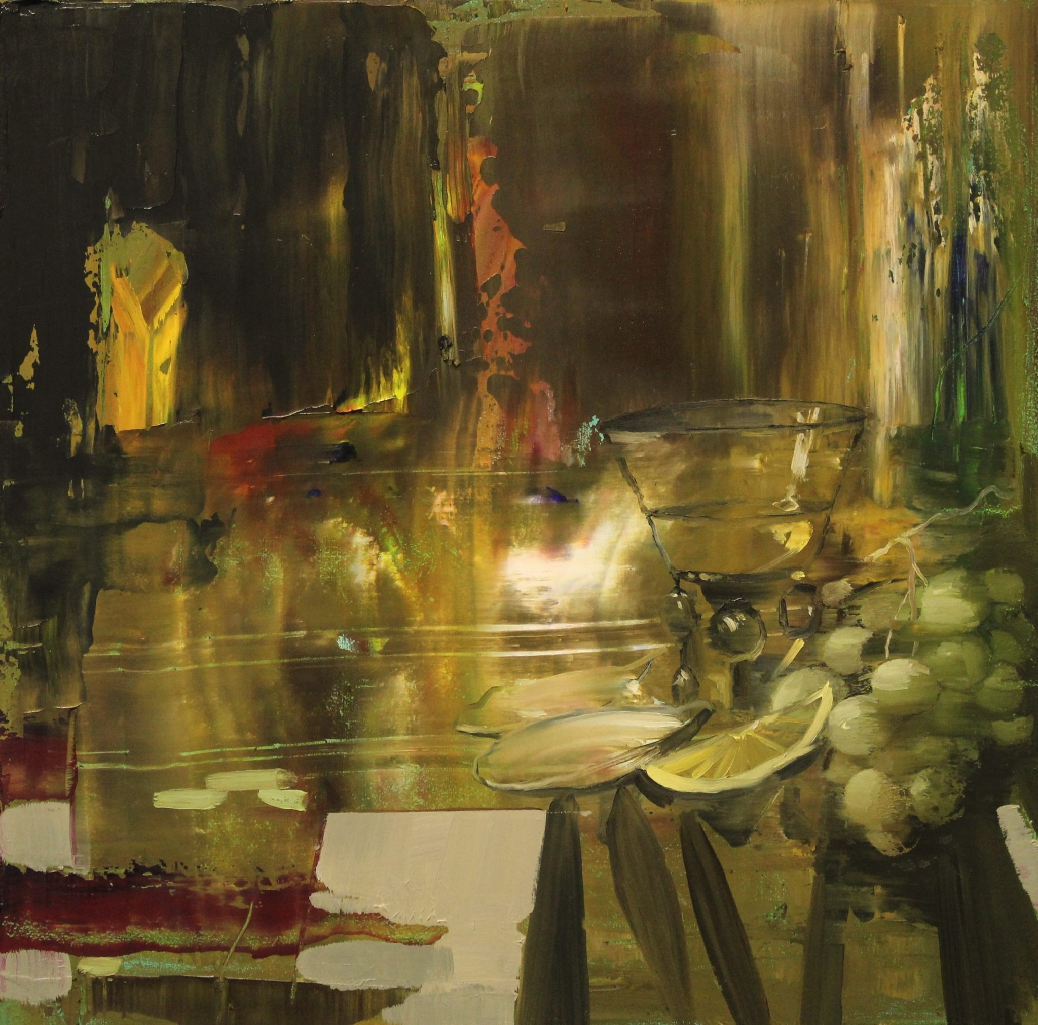 Still Life Study - After Jan Davidsz De Heem